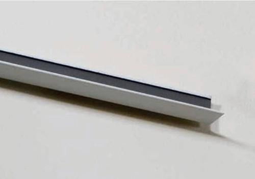 10 ft x 2 in x 2 in USG Suspension System Wall Molding - M20SM-2