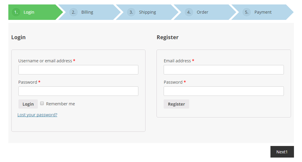JC WooCommerce Multistep Checkout 1