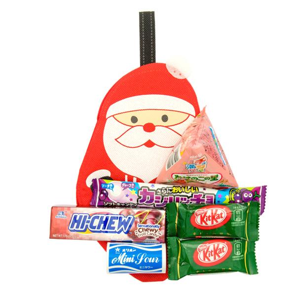 Free Santa Snack Set