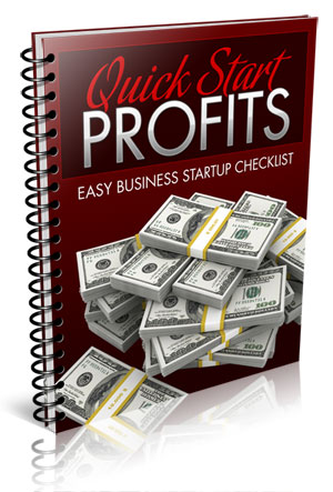 Quick-Start-Profits ecover