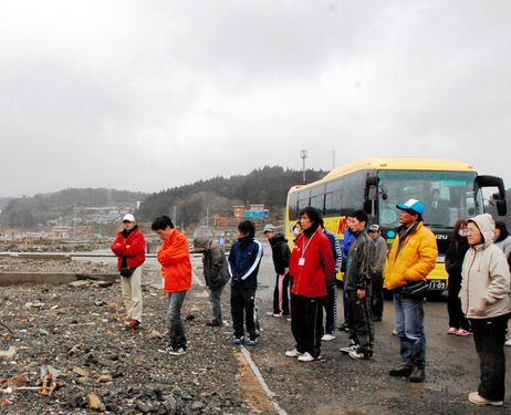 Orix to build hotels in tsunami-ravaged areas to house workers