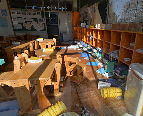 55 schools still unusable in 3/11 disaster-hit prefectures