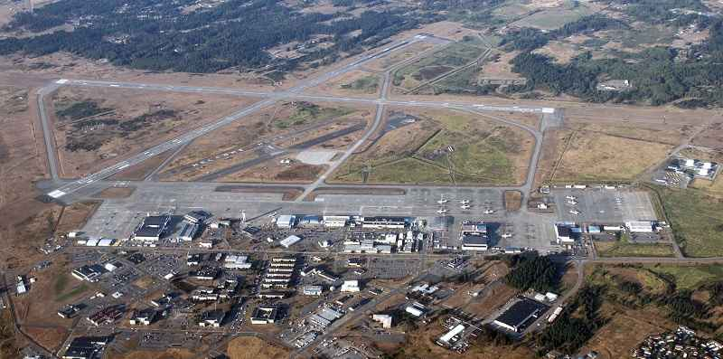 Aerial NAS Whidbey