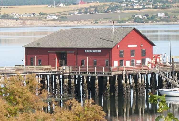 Old Grain Wharf