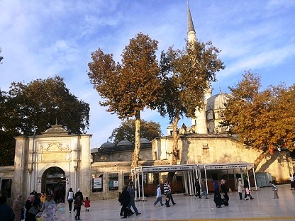 Eyüp Sultan Mosque