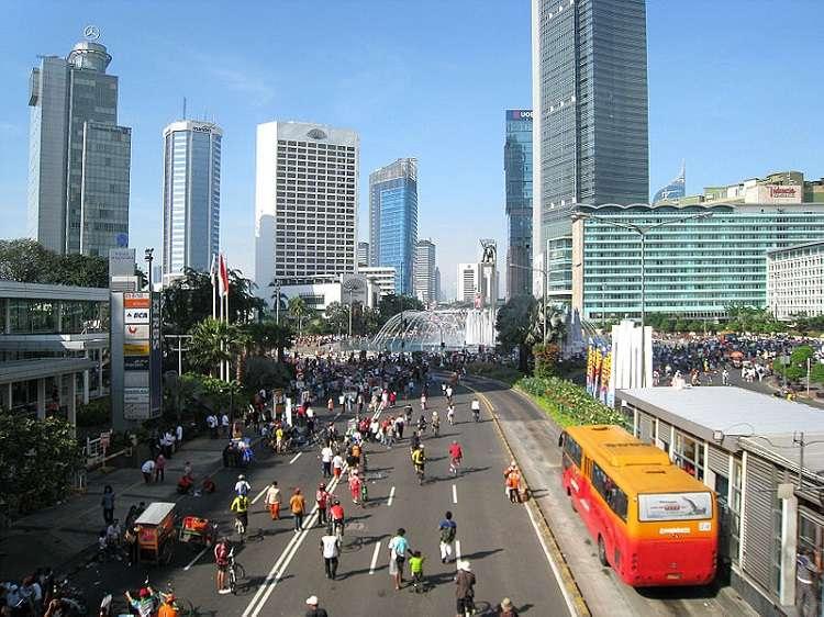 Jakarta travel destination