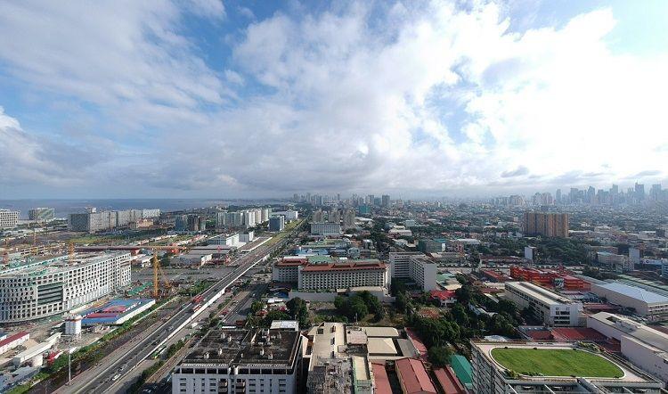 Asian travel destinations Manila