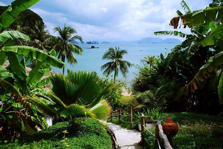 asia destination thailand bay