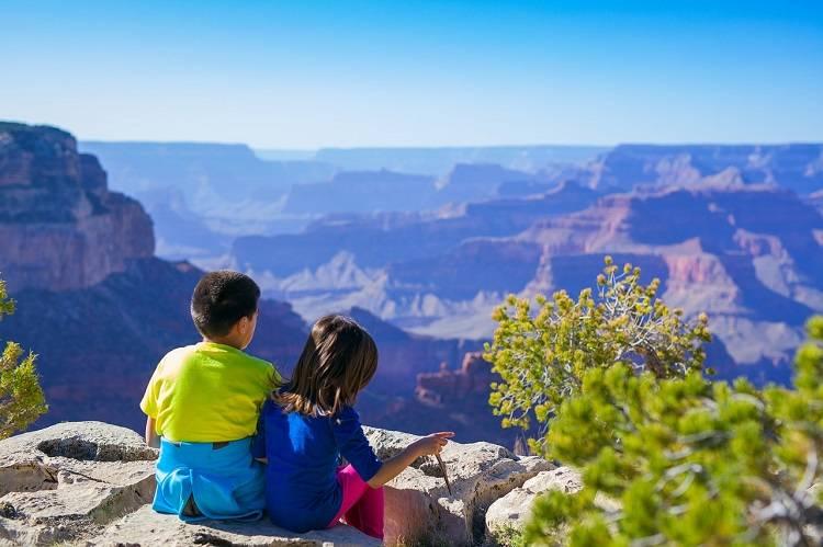 hike Grand Canyon