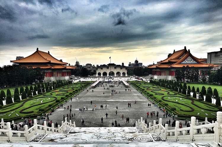 Chiang Kai Shek Memorial Hall