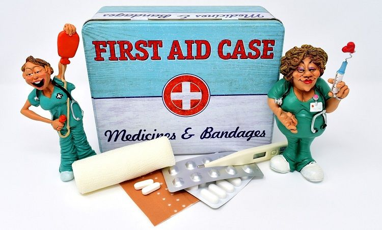 first aid safety law
