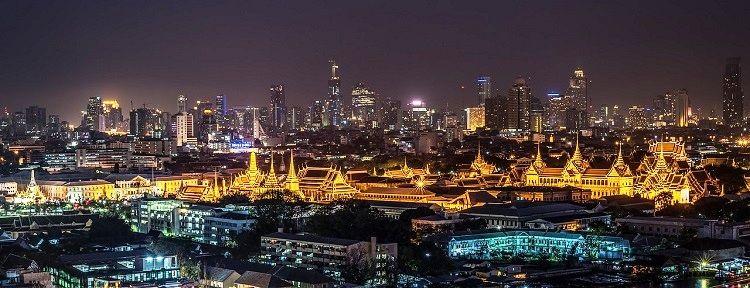 visit Bangkok Grand Palace