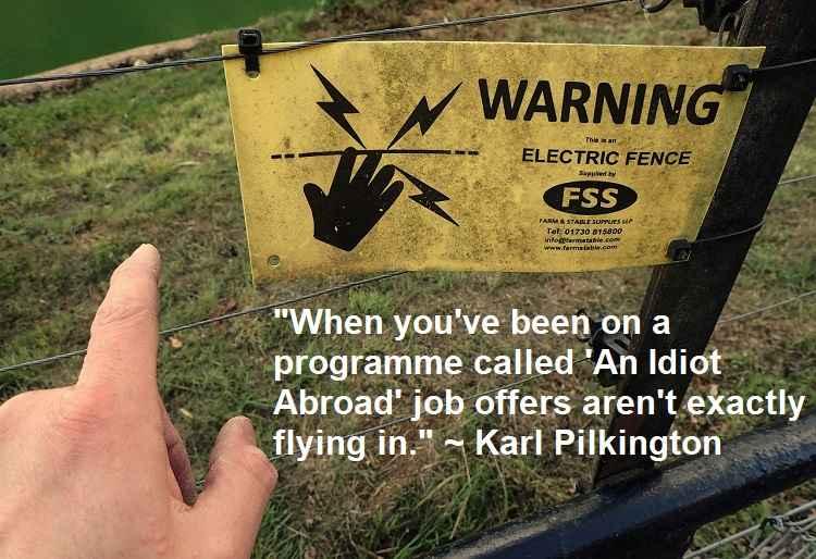 Karl Pilkington