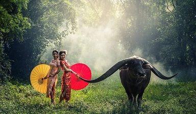 off-season travel too Thailand.