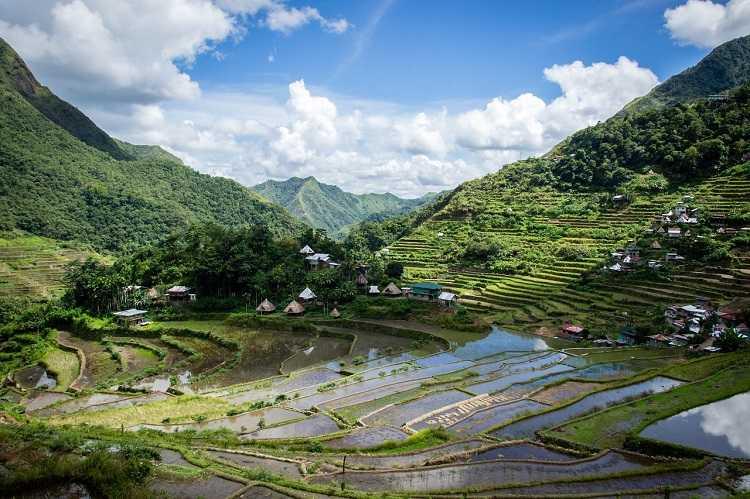 Asian travel destinations