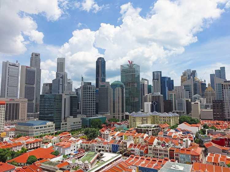 Best Vacations in Asia singapore