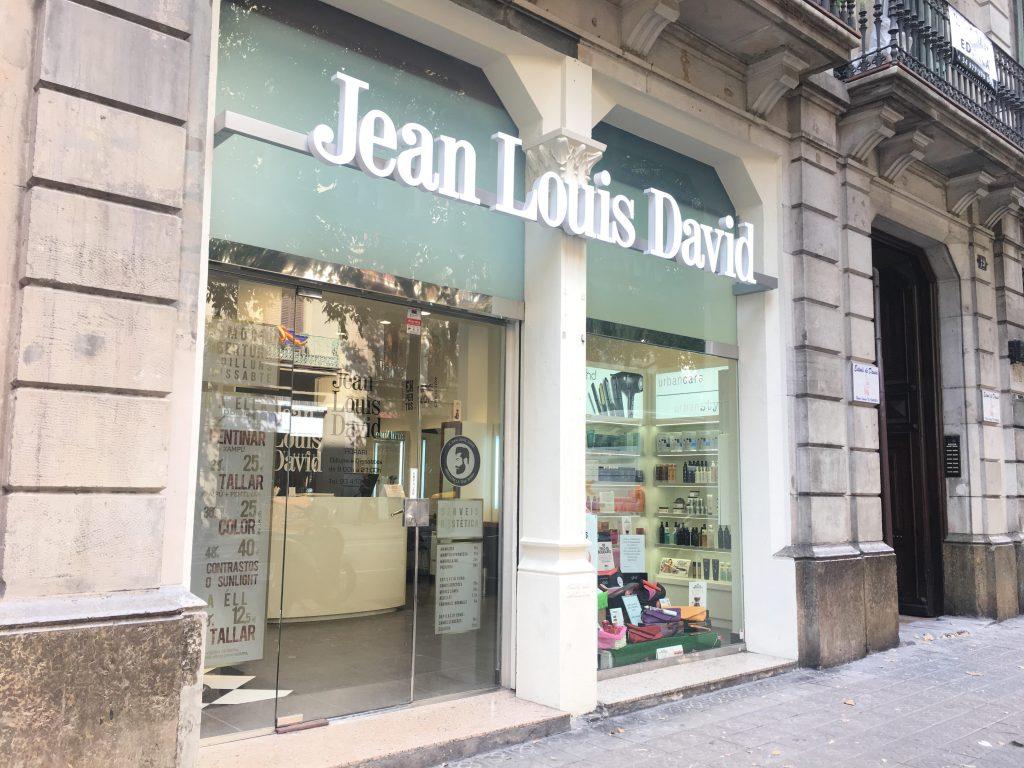 Salones de peluquería Aribau