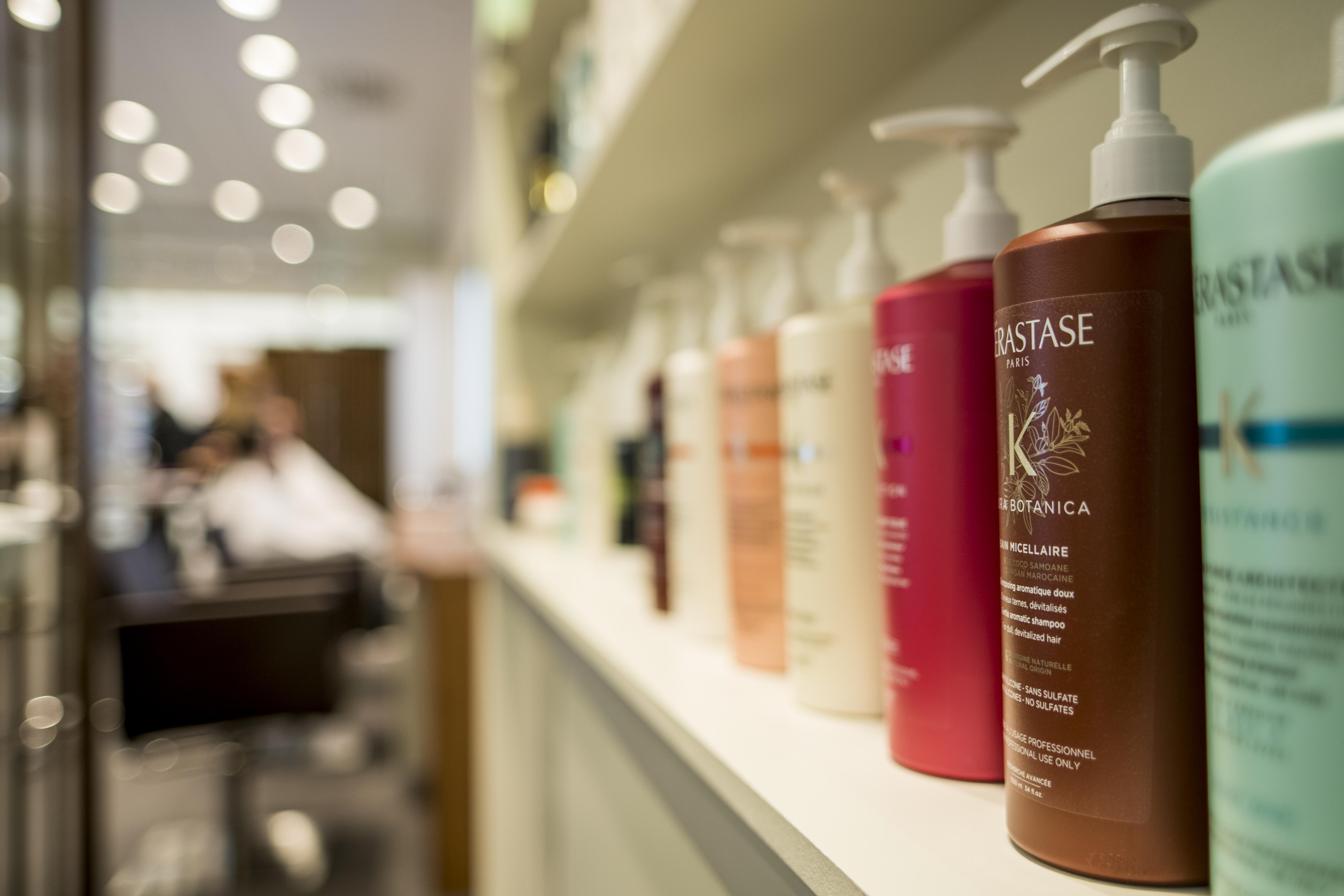 salones de peluquería Jaén
