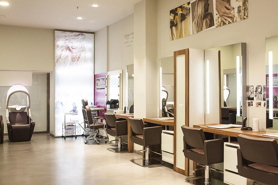 Oferta peluquería Barrio del Pilar