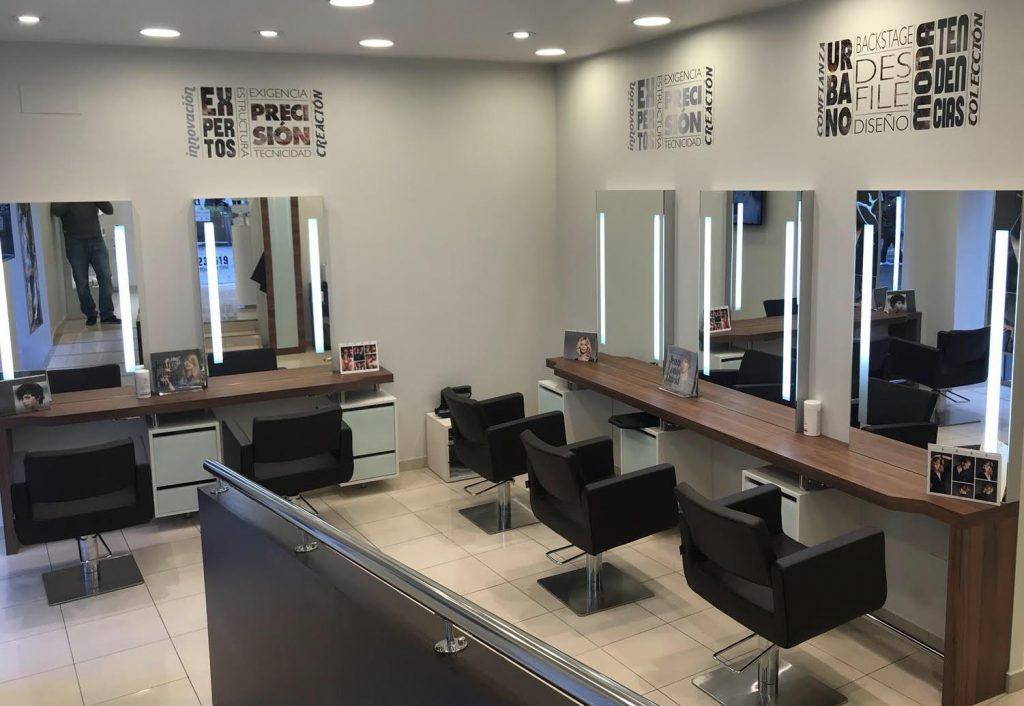 Salones de peluquería Huesca
