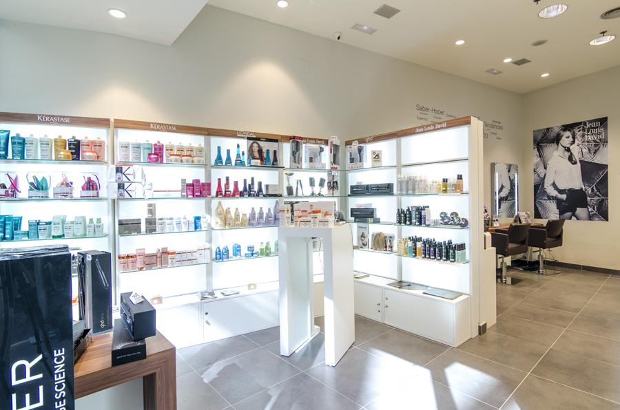 Salones de peluqueria C.C Los Valles