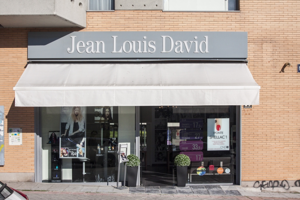 Jean Louis David Las Tablas