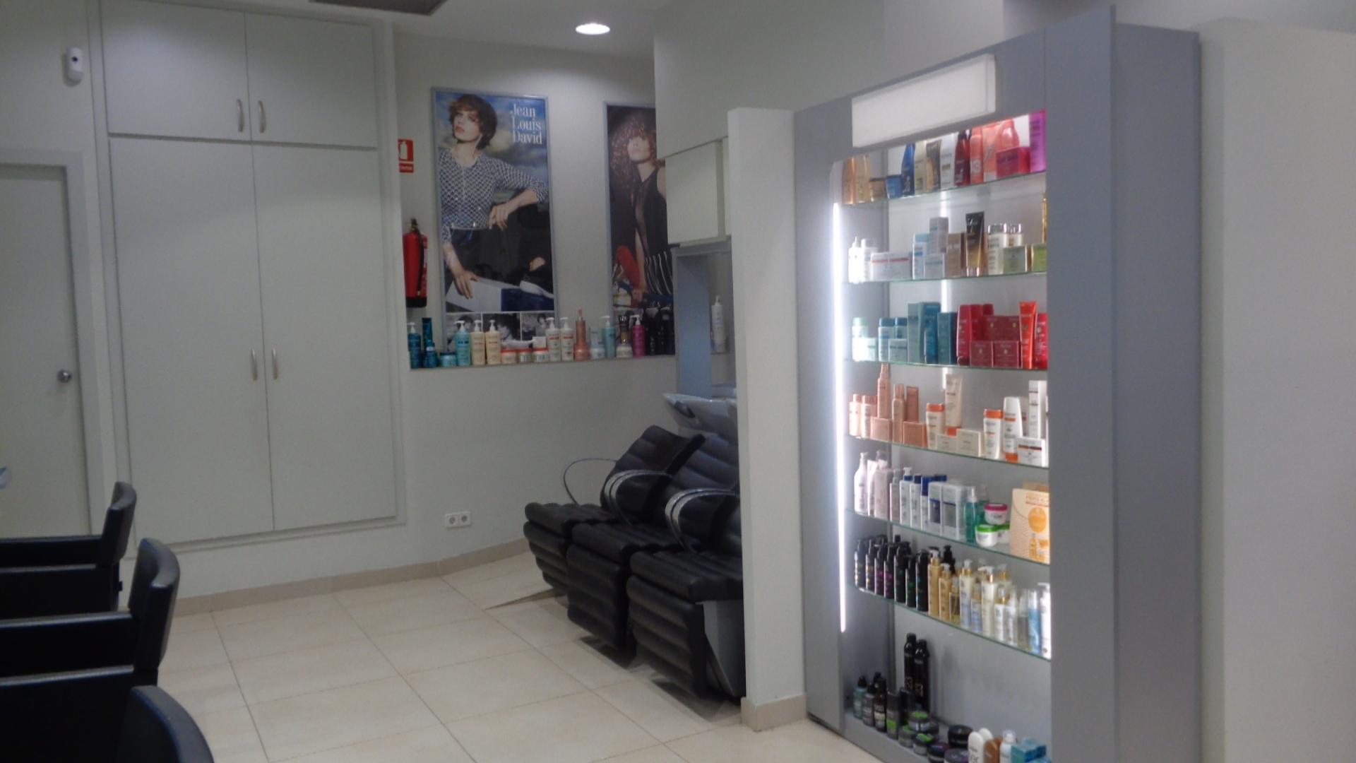 Salones de peluquería Sant Andreu