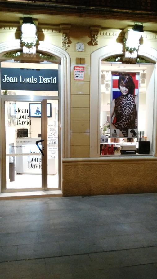 Jean Louis David sant andreu barcelona