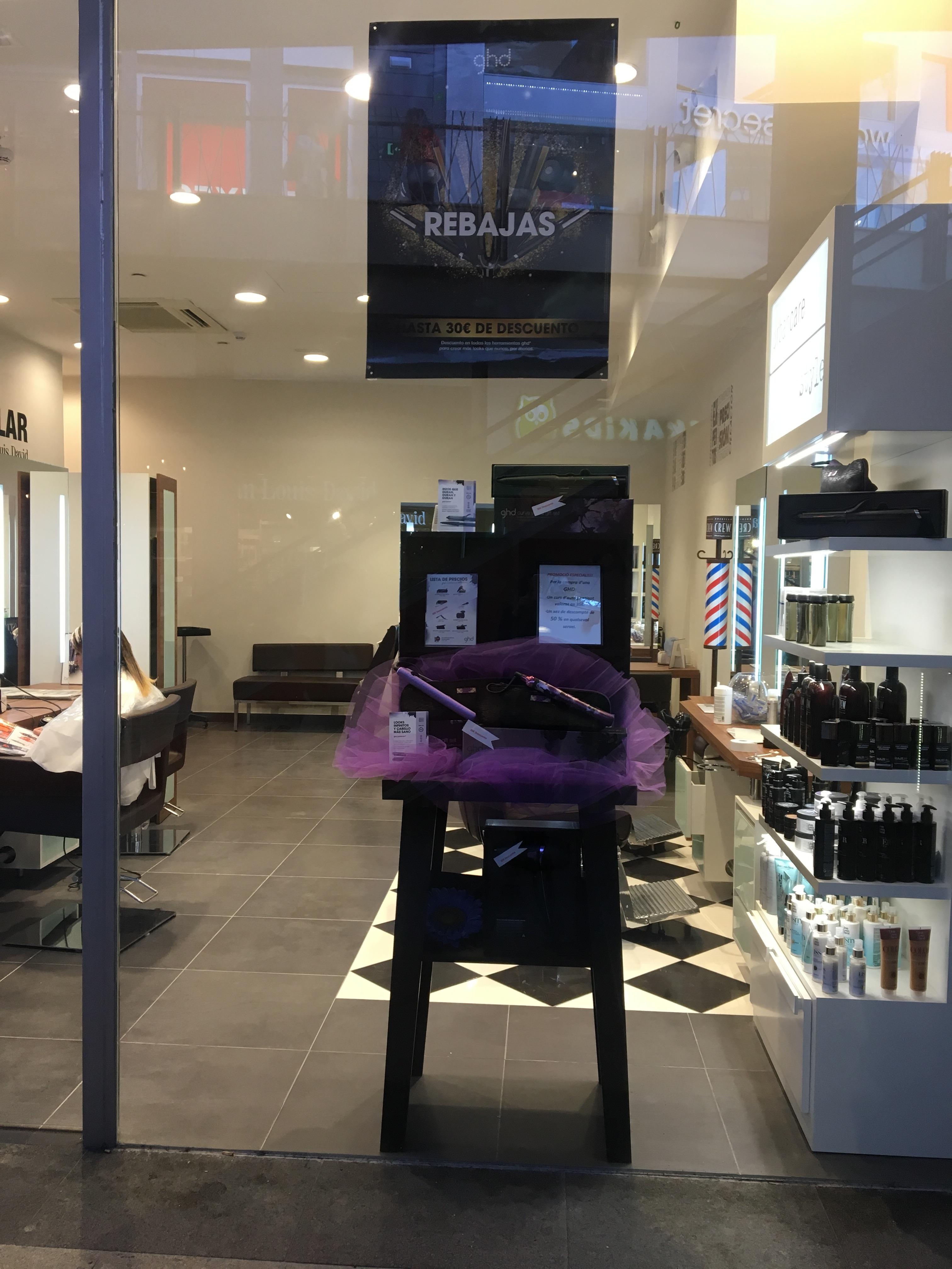 Oferta peluquería Cornellà de Llobregat