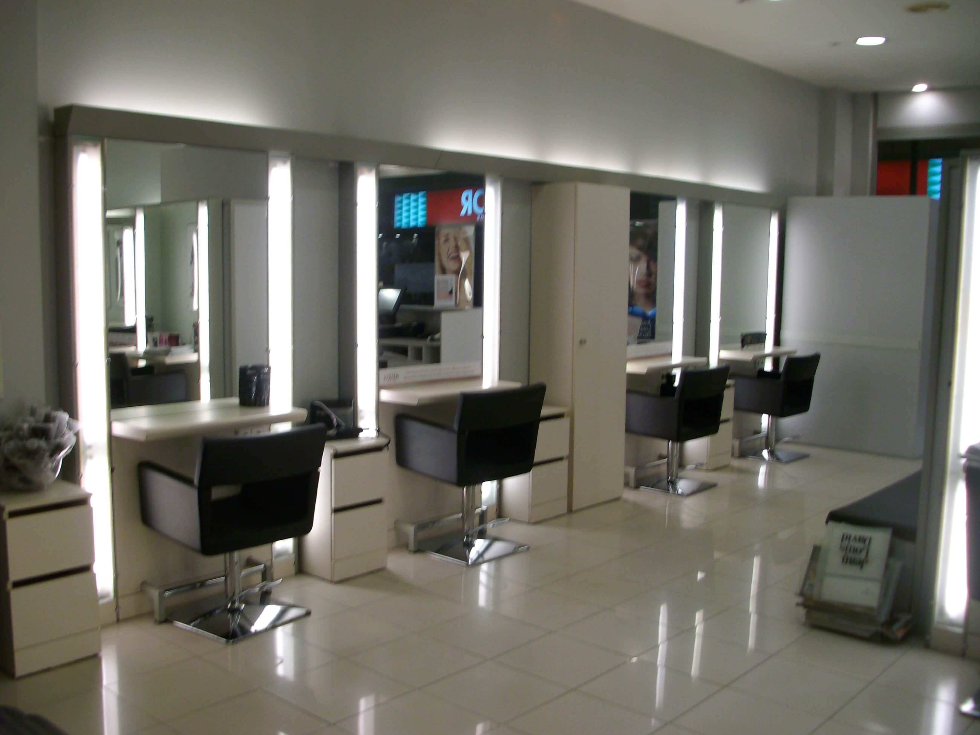 Salones de peluquería Sevilla