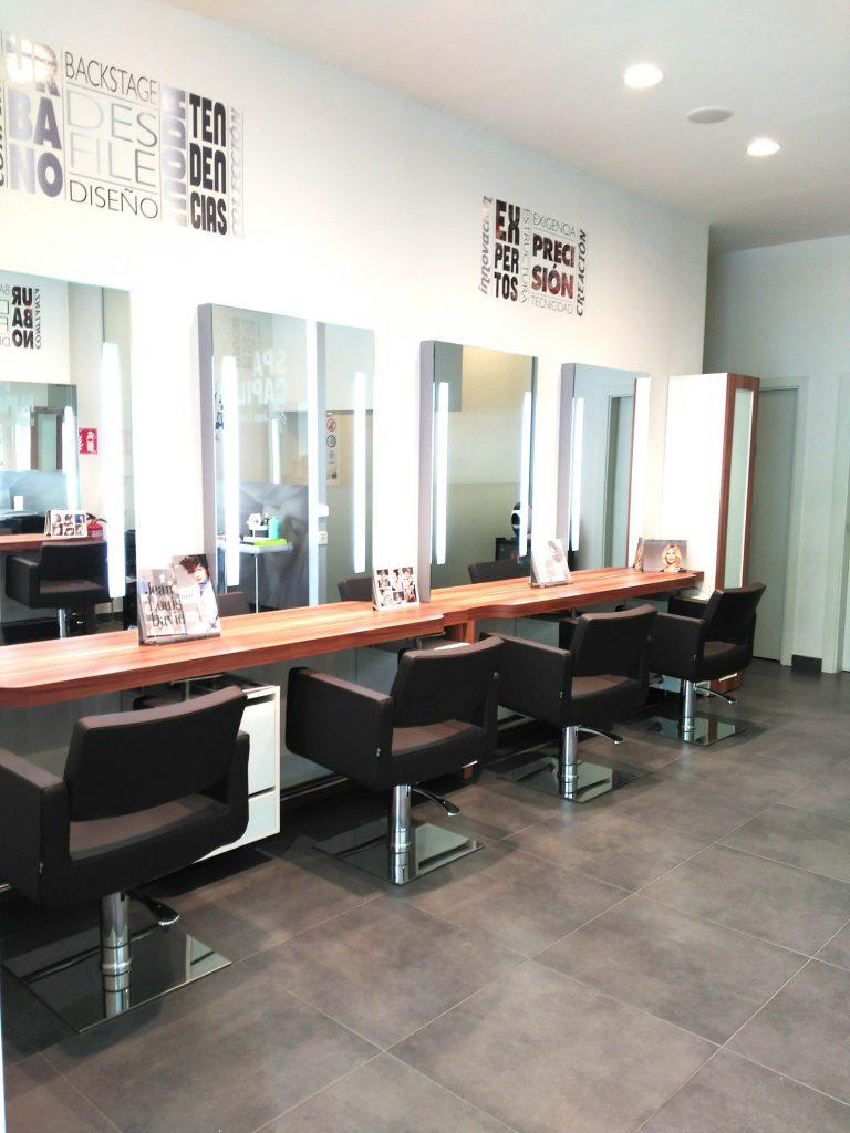 Salones de peluquería Sant Cugat del Vallés