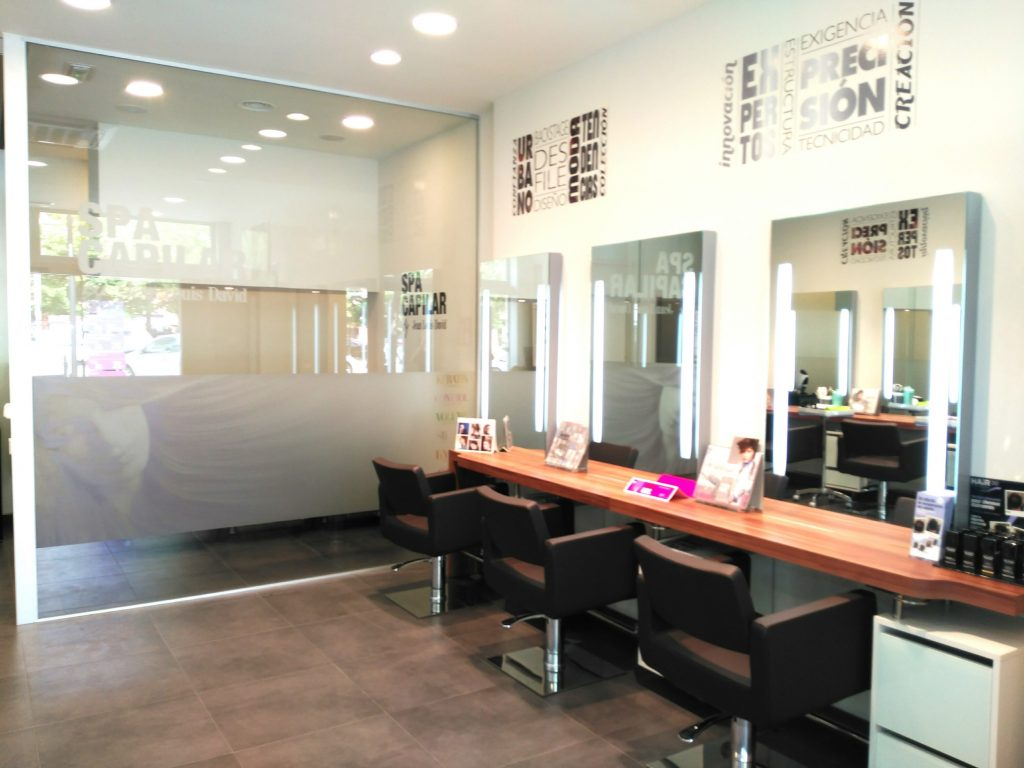 Oferta peluquería Sant Cugat del Vallés