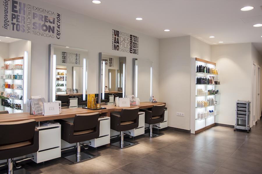 Salones de peluquería Santa Coloma de Gramanet