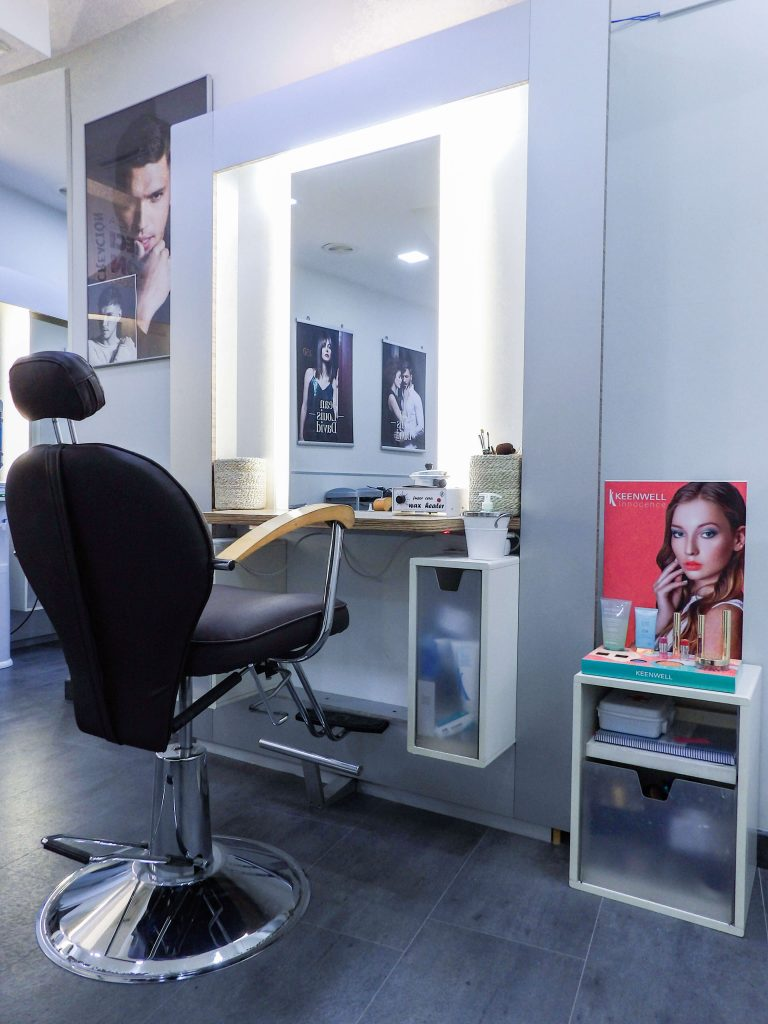Salones de peluquería Badalona