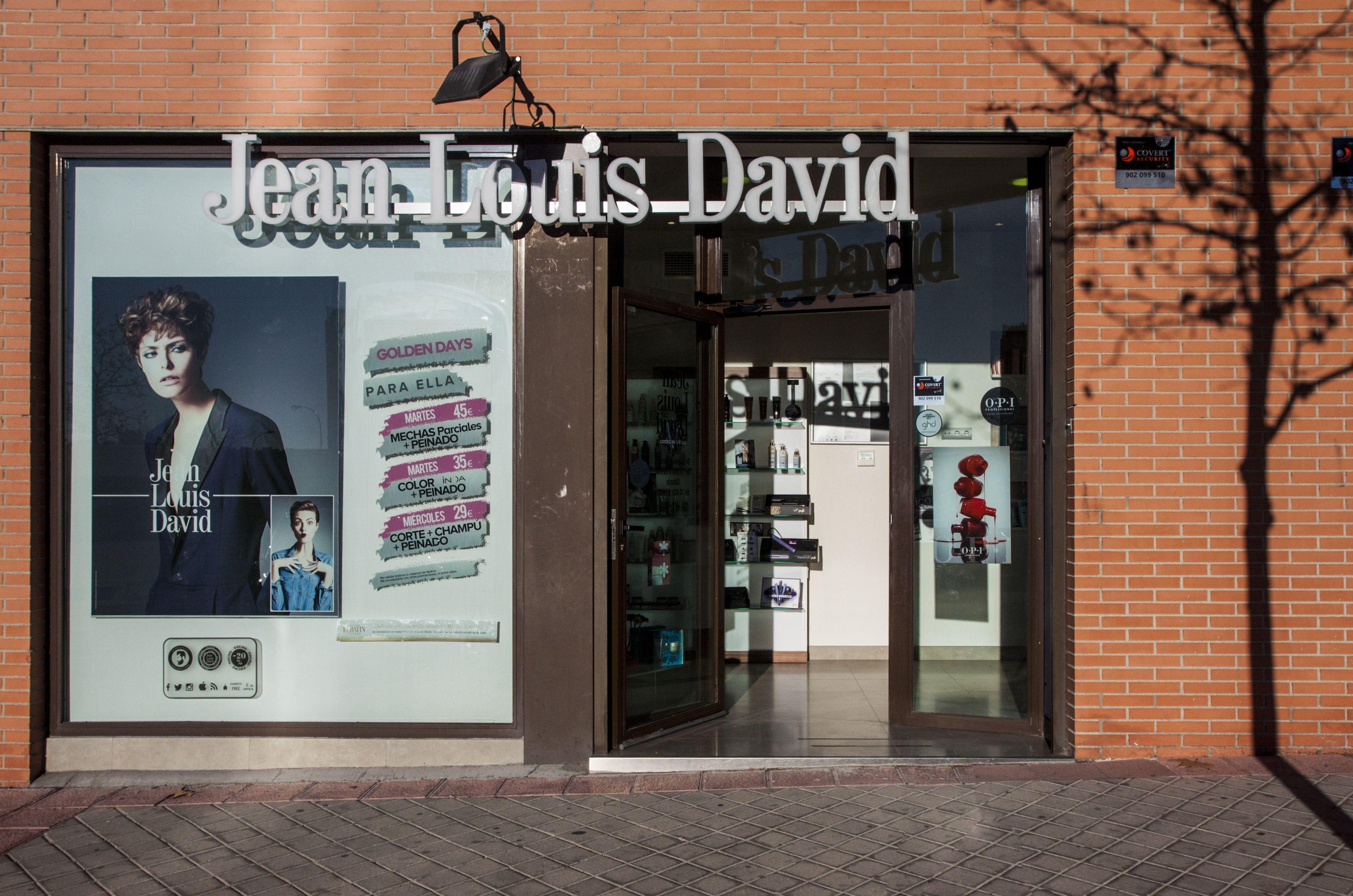 Jean Louis David Fuencarral-El Pardo