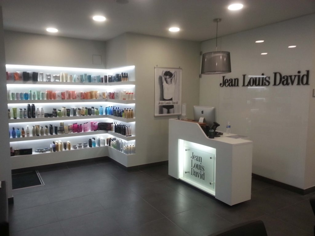 Salones de peluqueria Paseo de la Habana
