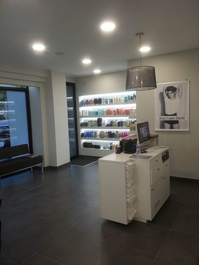 Salones de peluquería Nuevos Ministerios