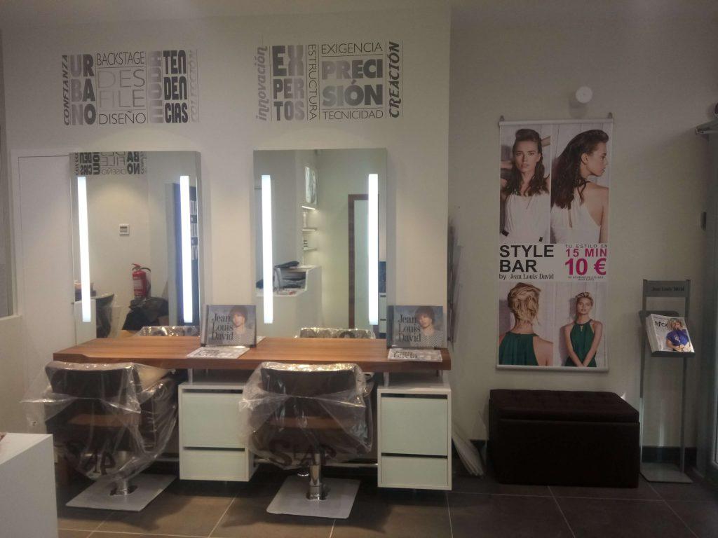 Salones de peluqueria Valladolid