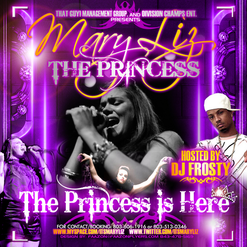 "Mixtape Review: MaryLiz ""The Princess is Here"""