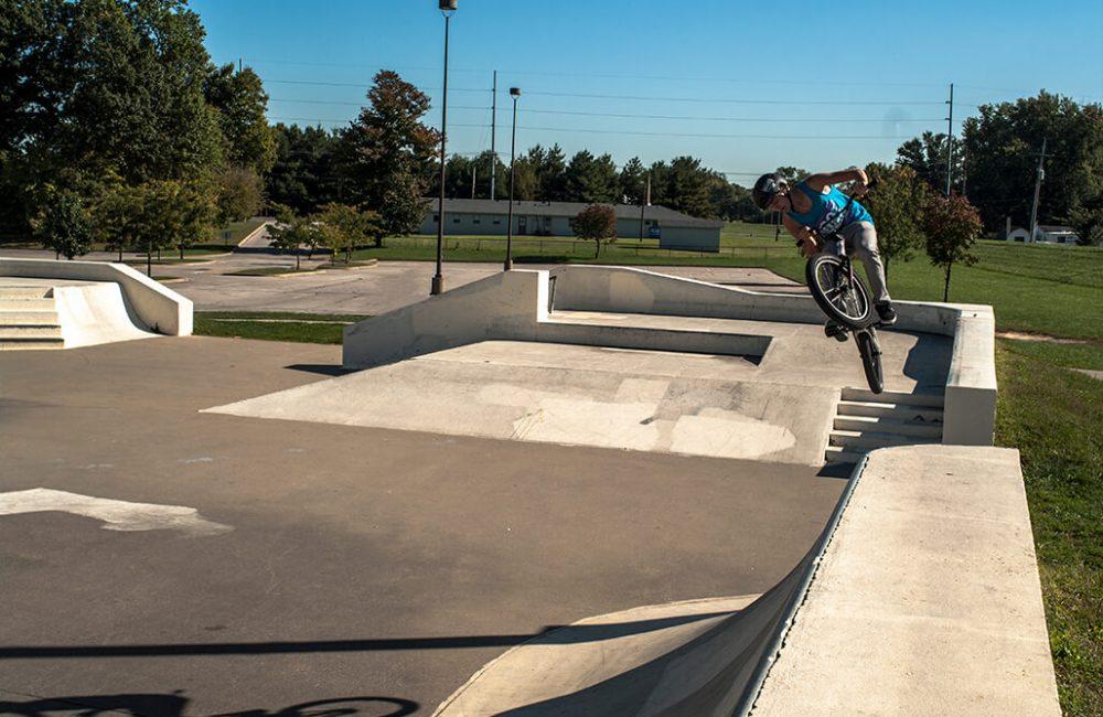Jeffersonville Skate Park