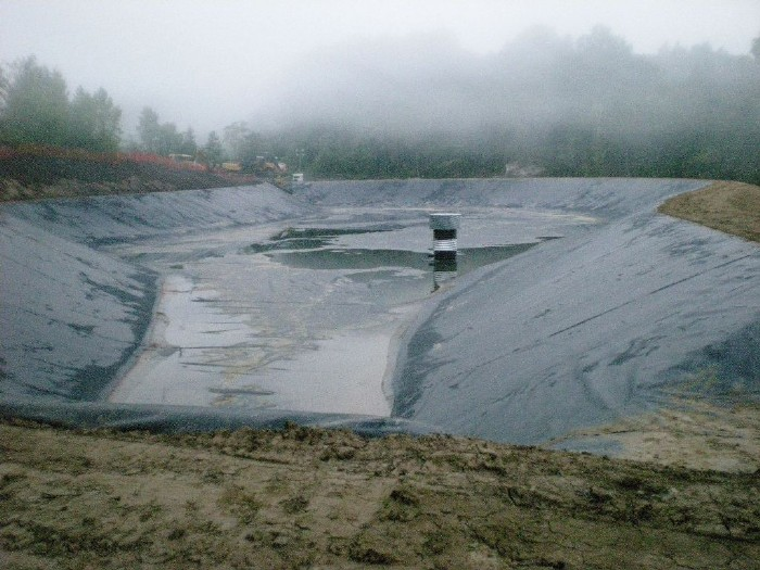 Victory Hollow Retension Pond