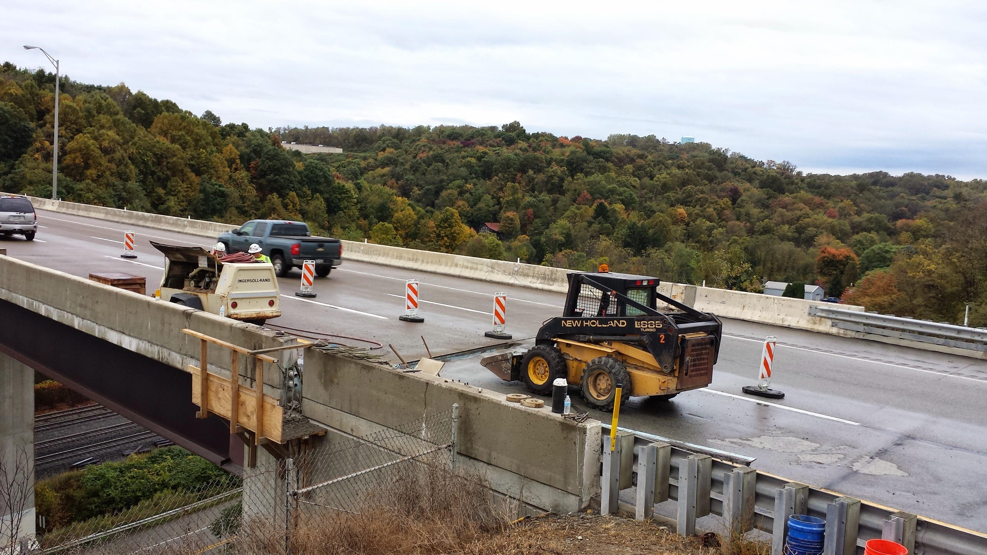 PTC 2014 Dam Repairs