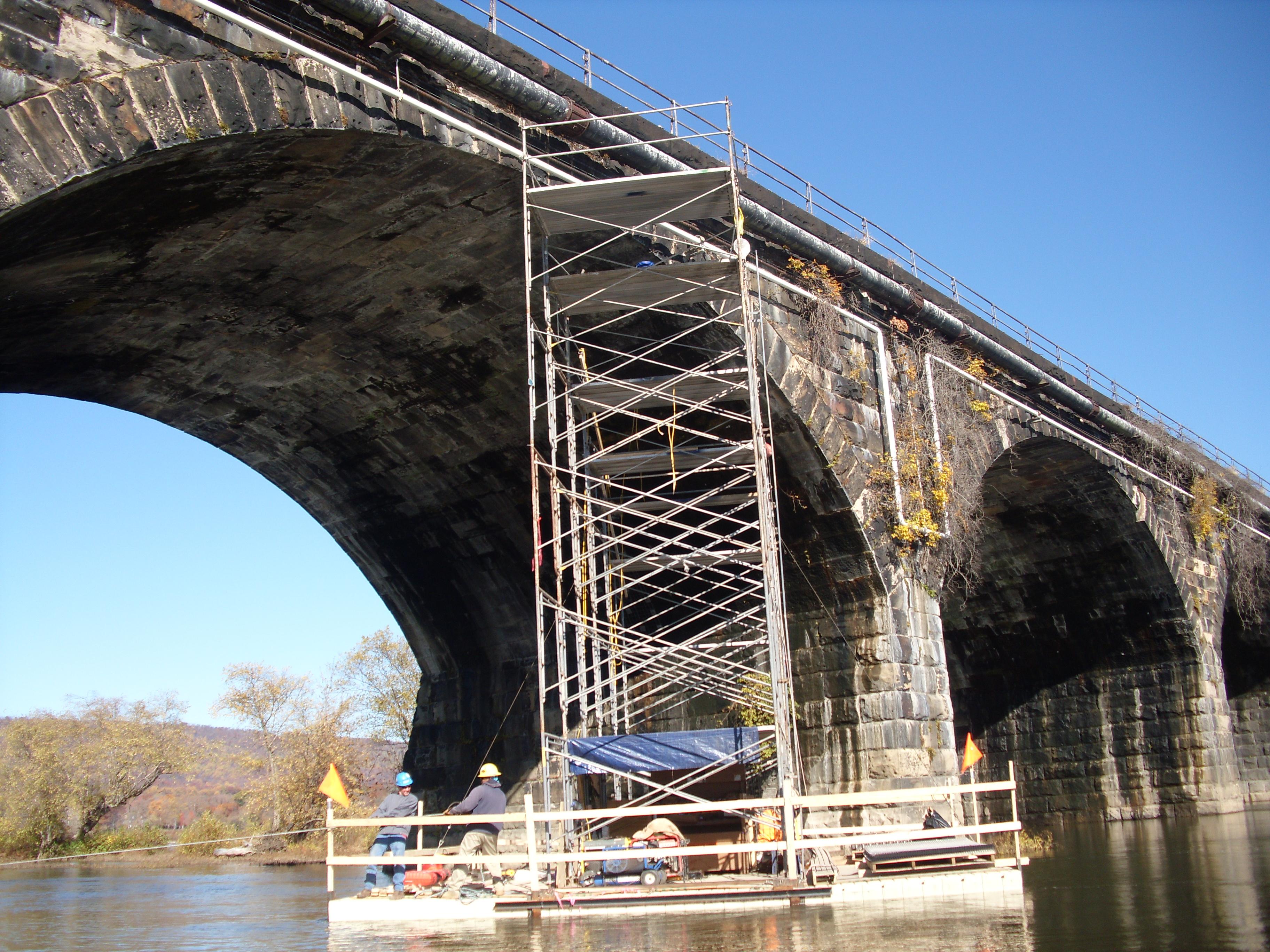 Masonry Arch Repair 5