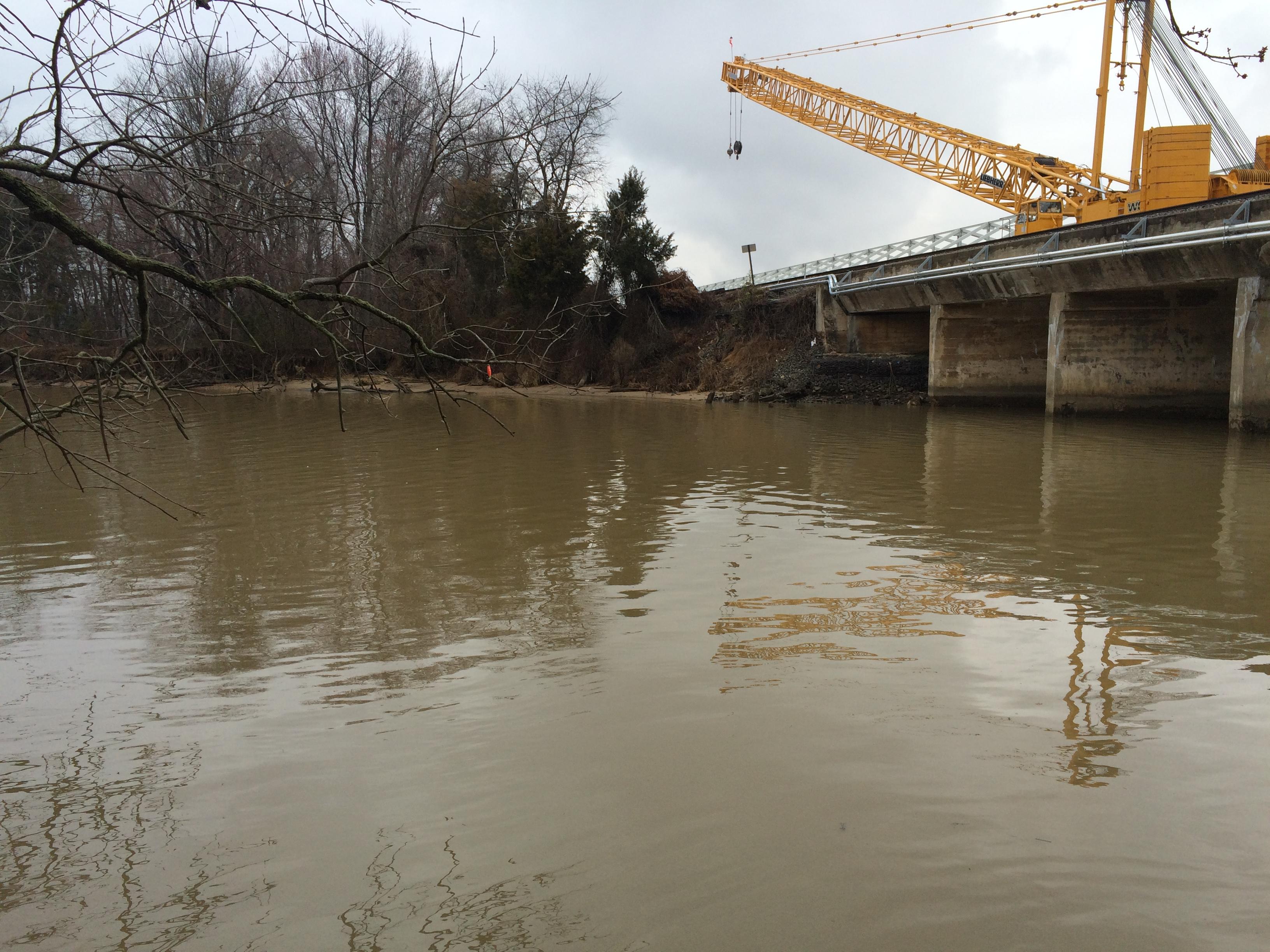 CSX Quantico Bridge Repairs 4