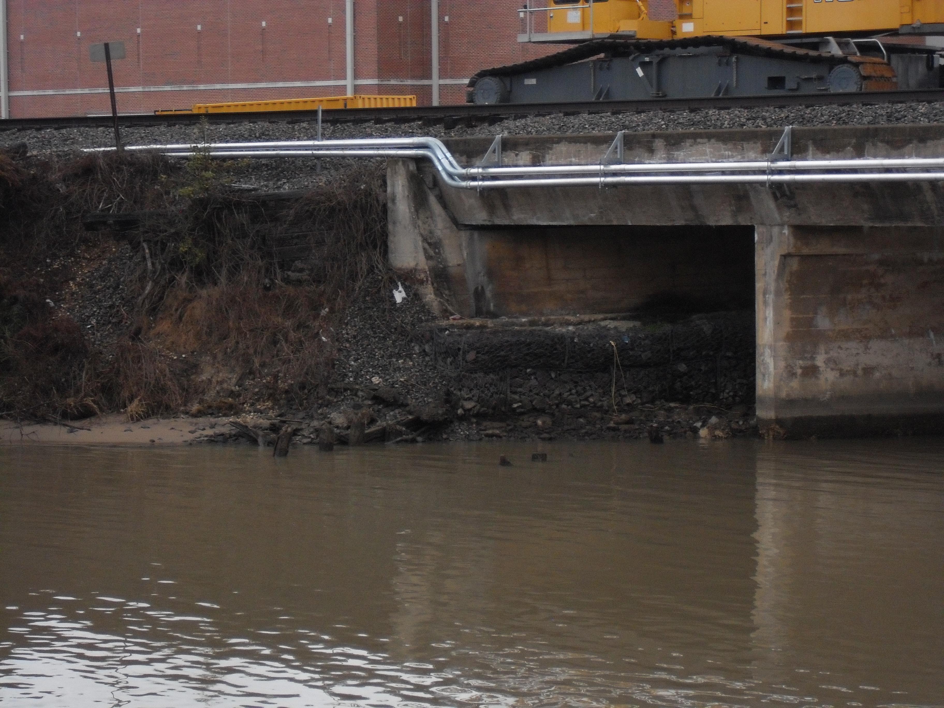 CSX Quantico Bridge Repairs 1