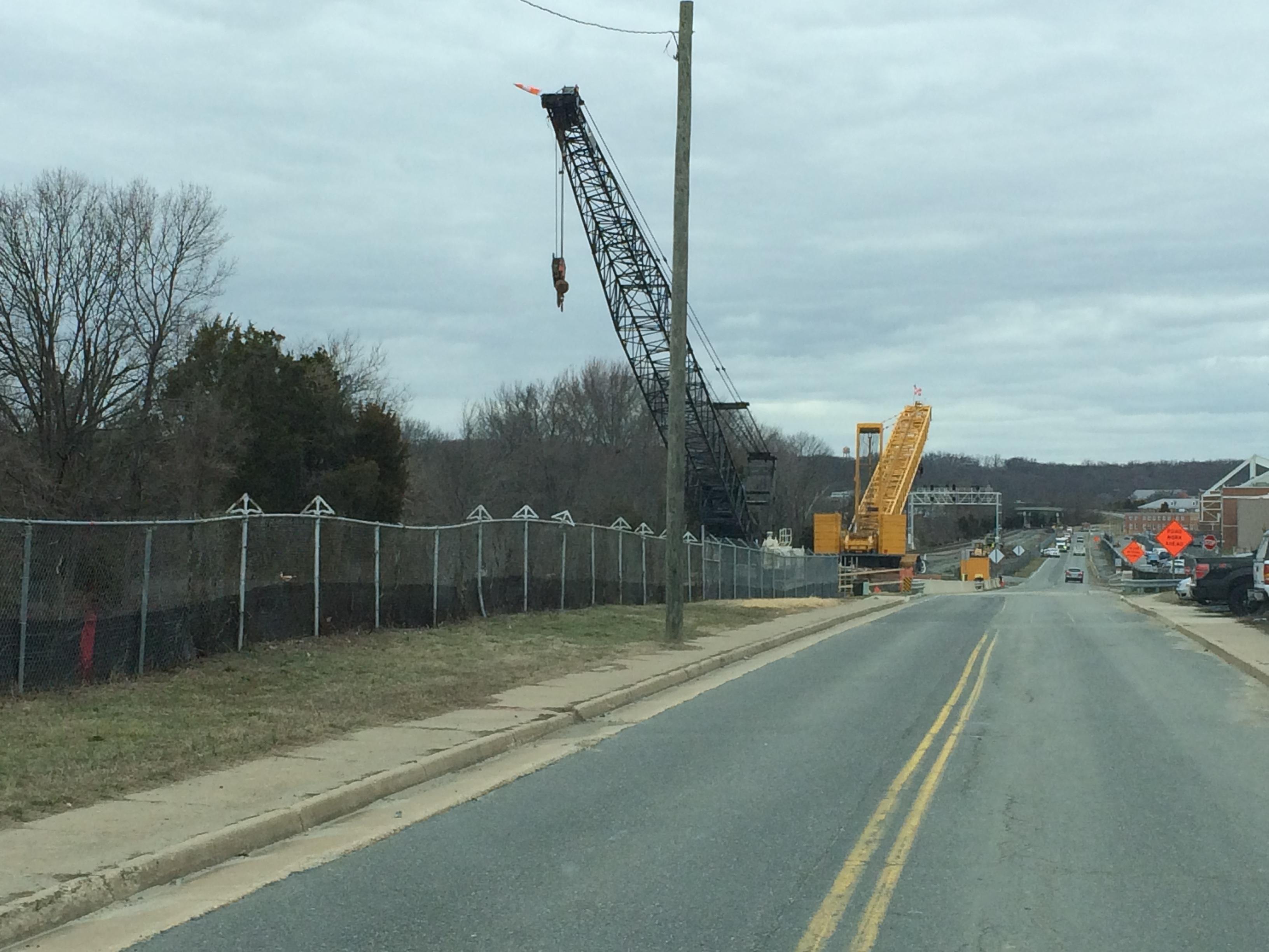 CSX Quantico Bridge Repairs 3