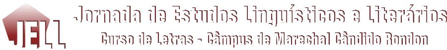 JELL - Jornada de Estudos Linguísticos e Literários