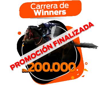 Carrera de Winners