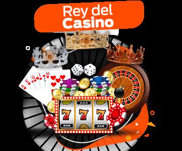 Corónate el Rey del Casino