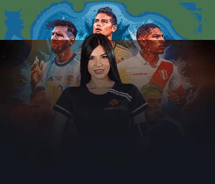 ¡Activa la emoción con la Copa América!